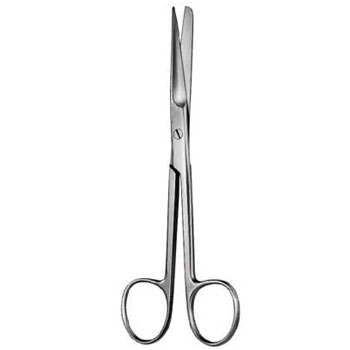 Operating Scissors Deaver / Size:14cm